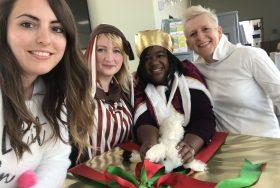 Christmas Campaign Festive Fundraiser