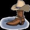 Boot & hat