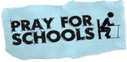 Get involved in Prayer For Schools!