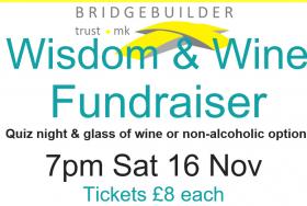 Wisdom & Wine Fundraiser 2019
