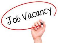 Job Vacancy Office Administrator