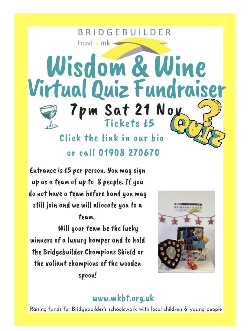Online wisdom and wine quiz 2020